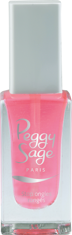Nagellack gegen Fingernägel kauen - Peggy Sage Stop Nail Biting