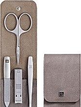 Düfte, Parfümerie und Kosmetik Maniküre-Set 4-tlg. - Tweezerman Twinox Manicure Set