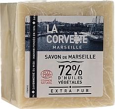 Düfte, Parfümerie und Kosmetik Hypoallergene Naturseife Extra Pur - La Corvette Savon de Marseille Extra Pur