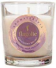 Düfte, Parfümerie und Kosmetik Duftkreze Lavendel - Flagolie Fragranced Candle Lavender Relax