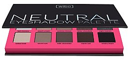 Düfte, Parfümerie und Kosmetik Lidschattenpalette - Wibo Neutral Eye Shadow Palette