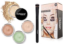 Düfte, Parfümerie und Kosmetik Gesichtsconcealer-Set - Bellapierre Extreme Concealing Kit