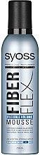 Düfte, Parfümerie und Kosmetik Haarmousse für mehr Volumen Extra starker Halt - Syoss Fiber Flex Flexible Volume Mousse