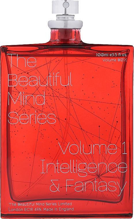 Escentric Molecules The Beautiful Mind Series Intelligence & Fantasy - Eau de Toilette