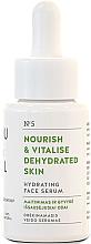 Düfte, Parfümerie und Kosmetik Pflegendes, vitalisierendes und feuchtigkeitsspendendes Gesichtsserum für dehydrierte Haut - You & Oil Nourish & Vitalise Dehydrated Skin Serum