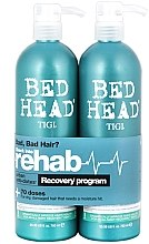 Haarpflegeset - Tigi Bed Head Recovery (Shampoo 750ml + Conditioner 750ml) — Bild N1
