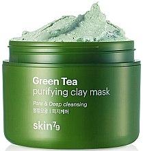 Düfte, Parfümerie und Kosmetik Gesichtsreinigungsmaske mit Tonerde - Skin79 Green Tea Purifying Clay Mask