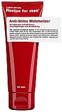 Düfte, Parfümerie und Kosmetik Feuchtigkeitsspendendes Anti-Nachfettung Gesichtsgel - Recipe For Men Anti Shine Moisturize