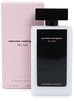 Narciso Rodriguez For Her - Körperlotion