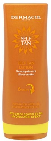 Selbstbräunungslotion für den Körper - Dermacol Sun Self Tan Lotion