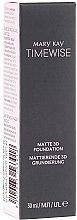 Düfte, Parfümerie und Kosmetik Mattierende Foundation - Mary Kay Timewise Matte 3D Foundation