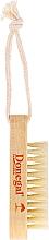 Düfte, Parfümerie und Kosmetik Eco Nagelbürste aus Holz 6027 - Donegal