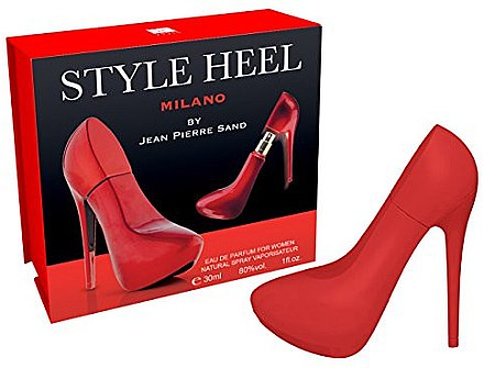 Jean-Pierre Sand Style Heel Milano - Eau de Parfum