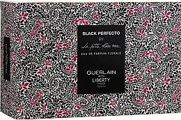 Düfte, Parfümerie und Kosmetik Guerlain Black Perfecto By La Petite Robe Noire - Duftset (Eau de Parfum 50ml + Mini 5ml + bag)