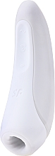 Düfte, Parfümerie und Kosmetik Vakuum-Klitoris-Stimulator weiß - Satisfyer Curvy 1+