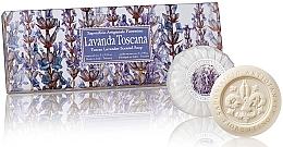 Düfte, Parfümerie und Kosmetik Seifenset Lavendel - Saponificio Artigianale Fiorentino Tuscan Lavender Scented Soap