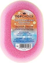 Düfte, Parfümerie und Kosmetik Badeschwamm, oval 30468, bunt - Top Choice