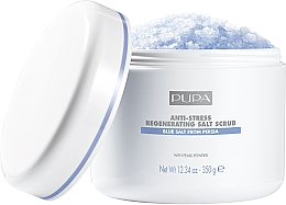Düfte, Parfümerie und Kosmetik Regenerierendes Anti-Stress-Salzpeeling - Pupa Home Spa Salt Scrub