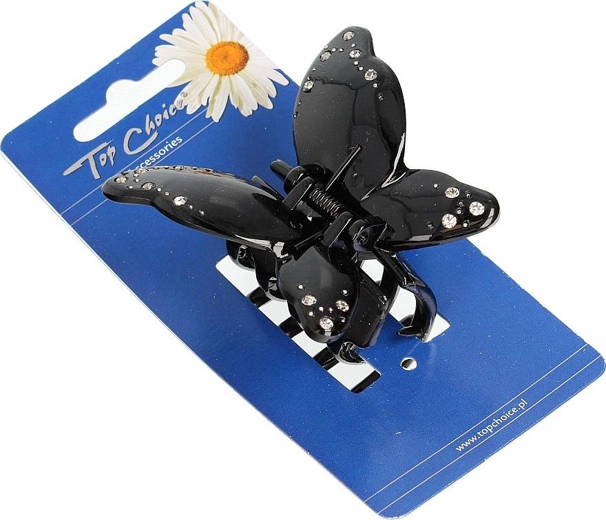 Haarklammer 24535 schwarz - Top Choice