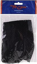 Düfte, Parfümerie und Kosmetik Haarnetz 65125 schwarz - Top Choice