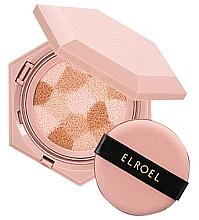 Düfte, Parfümerie und Kosmetik Cushion Foundation - Elroel Blending Compact Cushion