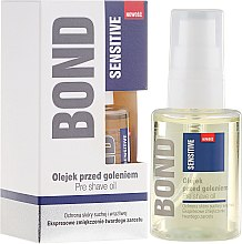 Düfte, Parfümerie und Kosmetik Pre-Shave Öl - Bond Sensitive Pre Shave Oil