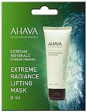 Düfte, Parfümerie und Kosmetik Extreme Liftingmaske - Ahava Time To Revitalize Extreme Radiance Lifting Mask