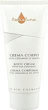 Düfte, Parfümerie und Kosmetik Körpercreme mit Haferkeramiden - NeBiolina Body Cream With Oat Ceramides