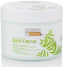 Düfte, Parfümerie und Kosmetik Straffende Körpercreme mit Verbene und Ginseng - Natura Estonica Lemon Verbena Body Cream