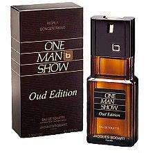Düfte, Parfümerie und Kosmetik Bogart One Man Show Oud Edition - Eau de Toilette