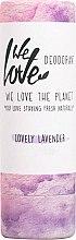 Düfte, Parfümerie und Kosmetik Deostick mit Lavendelduft - We Love The Planet Lovely Lavender Deodorant