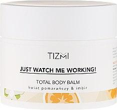 Düfte, Parfümerie und Kosmetik Körperbalsam - Tizmi Total Body Balm Orange Blossom & Ginger