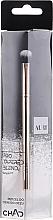 Düfte, Parfümerie und Kosmetik Lidschattenpinsel 206 - Auri Chad Pro Tapered Blend Brush