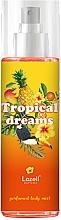 Düfte, Parfümerie und Kosmetik Lazell Tropical Dreams - Parfümierter Körpernebel