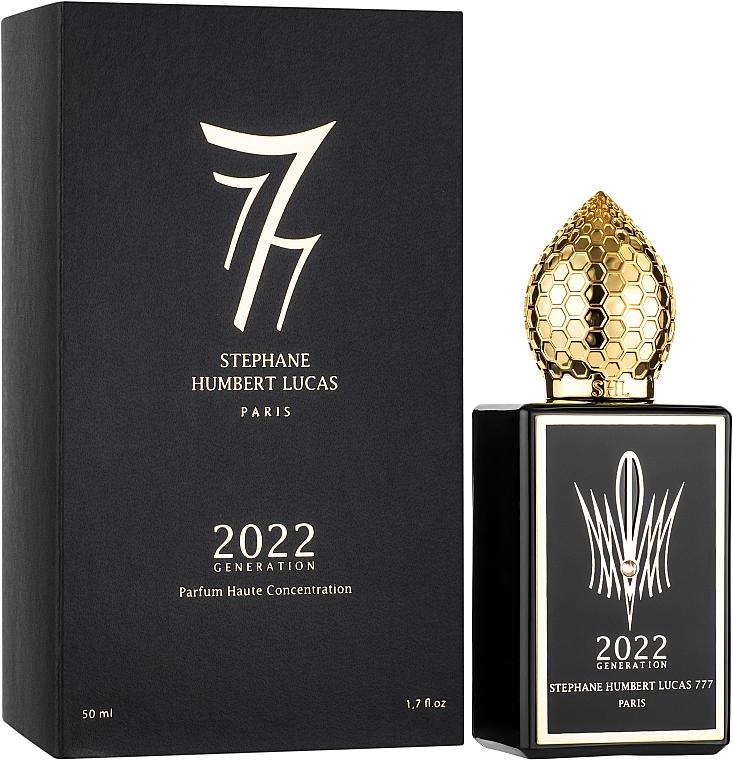 Stephane Humbert Lucas 777 2022 Generation Homme - Eau de Parfum — Bild N2