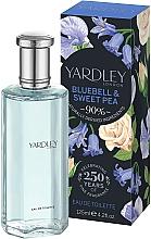 Düfte, Parfümerie und Kosmetik Yardley Bluebell & Sweet Pea - Eau de Toilette
