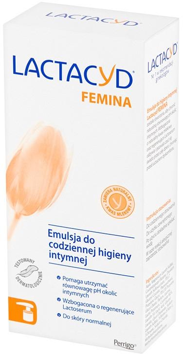 Gel für die Intimhygiene - Lactacyd Femina — Bild N2