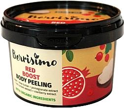 Düfte, Parfümerie und Kosmetik Körperpeeling mit Granatapfelextrakt - Berrisimo Red Boost Body Peeling