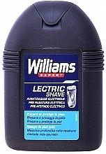 Düfte, Parfümerie und Kosmetik Pflegelotion für das Gesicht vor dem Rasieren - Williams Electric Pre Shave Lotion