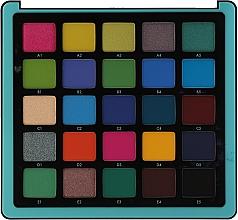 Düfte, Parfümerie und Kosmetik Lidschattenpalette - Anastasia Beverly Hills Norvina Collectoin №2
