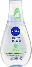 Düfte, Parfümerie und Kosmetik Pflegende Reinigungsmousse für die Intimhygiene - Nivea Intimo Aloe