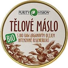 Düfte, Parfümerie und Kosmetik Bio Körperbutter mit Arganöl - Purity Vision Bio Body Butter