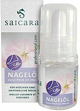 Düfte, Parfümerie und Kosmetik Nagelöl für brüchige und empfindliche Nägel - Saicara Nail Oil