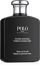 Düfte, Parfümerie und Kosmetik Ralph Lauren Polo Black - Eau de Toilette (Tester ohne Deckel)
