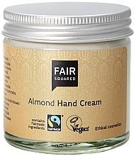 Düfte, Parfümerie und Kosmetik Handcreme mit Mandelöl - Fair Squared Almond Hand Cream