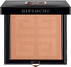 Düfte, Parfümerie und Kosmetik Gesichtspuder mit Glow-Effekt in elegantem Spiegeletui - Givenchy Teint Couture Healthy Glow Powder