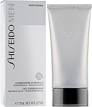 Düfte, Parfümerie und Kosmetik After Shave Gel - Shiseido Men Energizing Formula Gel