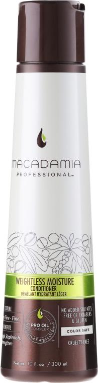 Haarspülung - Macadamia Professional Natural Oil Weightless Moisture Conditioner