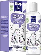Düfte, Parfümerie und Kosmetik Pflegendes und beruhigendes Duschgel für Körper und Haar - Baby EcoLogica Hair Body Wash Gel
