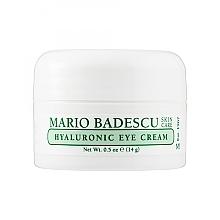 Düfte, Parfümerie und Kosmetik Augencreme mit Hyaluronsäure - Mario Badescu Hyaluronic Eye Cream
